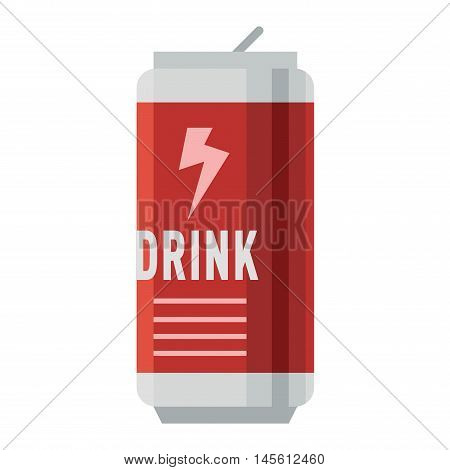 Energy drink cans alcohol sport silver template bottle vector illustration. Metallic packaging food cola energy drink. Freshness shiny energy drink aluminum metal isolated cold object.
