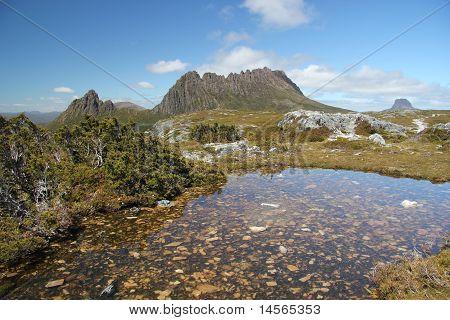 Cradle Mountain Landscape - Tasmania