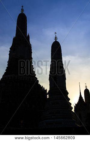 Buddhist temple - Wat Arun or