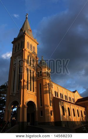 Cathedral of Dalat