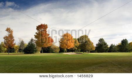 Sombras e sol golf