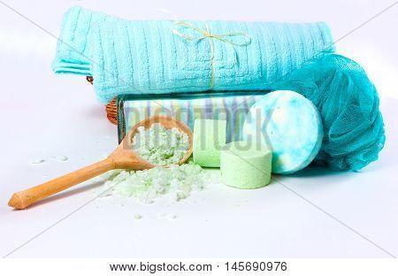 Towel, Washcloth And Bath Accessories