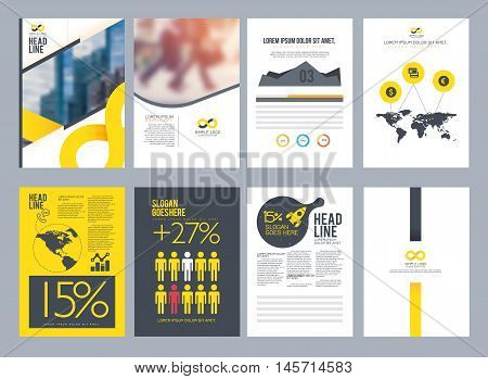 Design layout brochure To be deployed easily. A design content for the applications to work more easily.