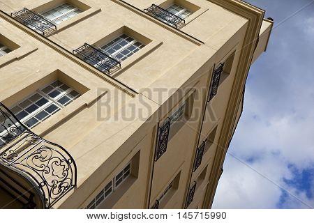 Classic Building In Paris