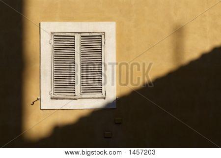 Square Window