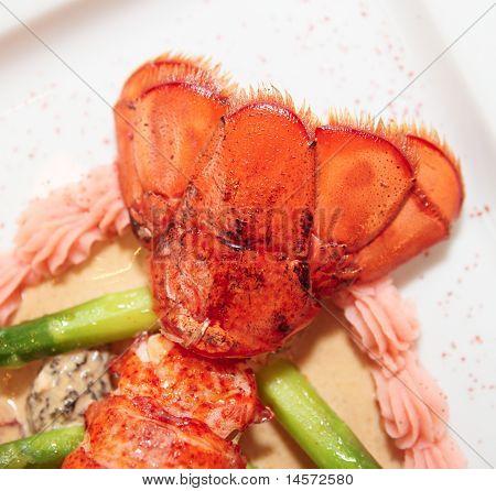 Prepared Lobster