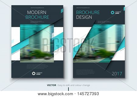 Cover design annual report catalog magazine book brochure booklet flyer, Corporate business template A4 size, Flat creative presentation background in bright colors. Vector