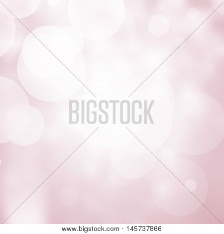 White bokeh blur abstract background / light pink background / colorful blurred backgrounds / light background