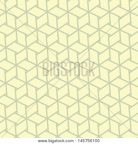 Seamless linen fabric pattern