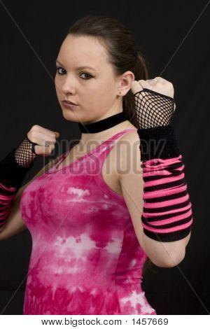 Feisty Girl