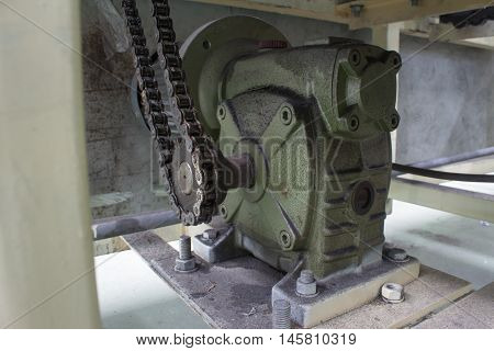 Electric motor conveyor line assembly symbol, electricity, engine,