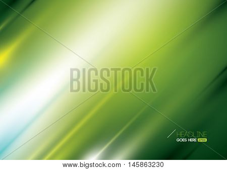 Vector of abstract background with rays of light