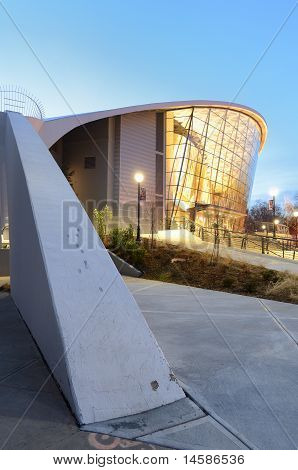Stegman Coliseum