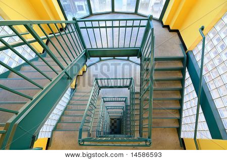 Top Of The Staircase