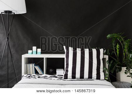 Minimalist Style Bedroom Idea