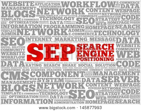 Sep (search Engine Positioning)