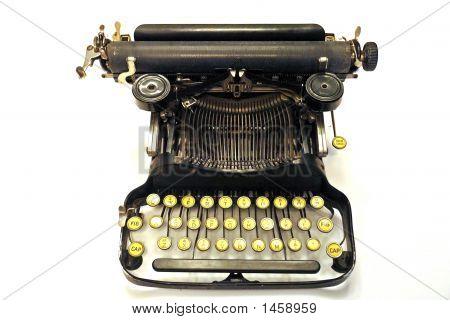 Old Looking Vintage Typewriter