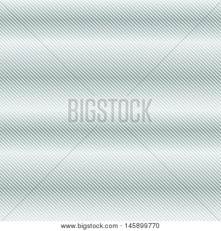 Precious Metal, Silver Pattern, Background With Lines. (repeatable)