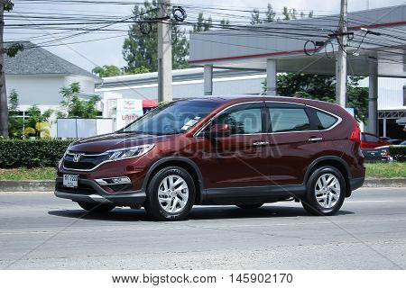 Private Honda Crv , Urban Suv Car.