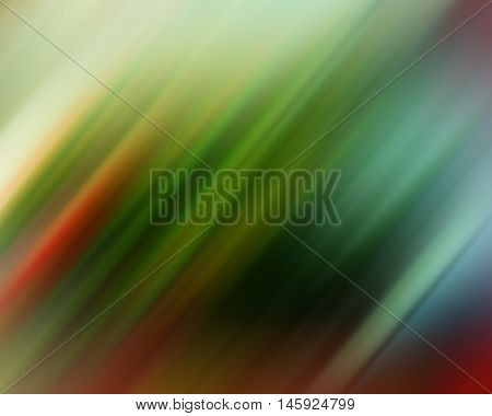 abstract colored diagonal lines blurred background green