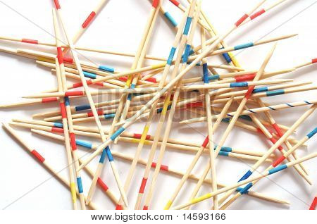 Mikado Sticks