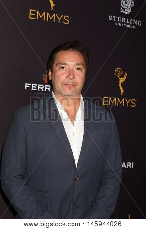 LOS ANGELES - AUG 22:  Benito Martinez at the Television Academy's Performers Peer Group Celebration at the Montage Hotel on August 22, 2016 in Beverly Hills, CA