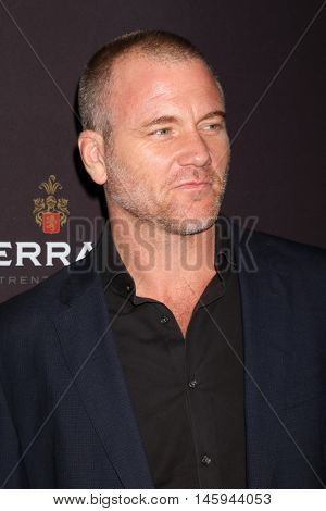 LOS ANGELES - AUG 24:  Sean Carrigan at the Daytime TV Celebrates Emmy Season  at the Television Academy - Saban Media Center on August 24, 2016 in North Hollywood, CA