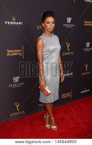 LOS ANGELES - AUG 22:  Angel Parker at the Television Academy's Performers Peer Group Celebration at the Montage Hotel on August 22, 2016 in Beverly Hills, CA