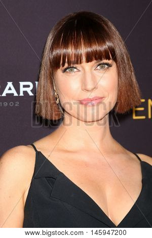 LOS ANGELES - AUG 22:  Julie Ann Emery at the Television Academy's Performers Peer Group Celebration at the Montage Hotel on August 22, 2016 in Beverly Hills, CA