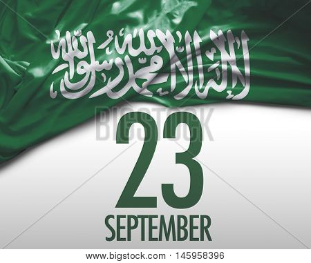 September 23, Saudi Arabia Independence