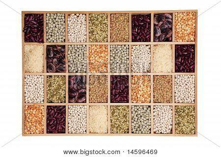 Leguminous Collection.