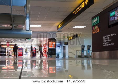 International Travel Form Peru