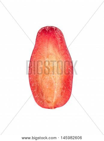 Half Of Cornelian Cherry