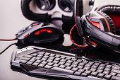 Virtual Reality Gaming Set poster