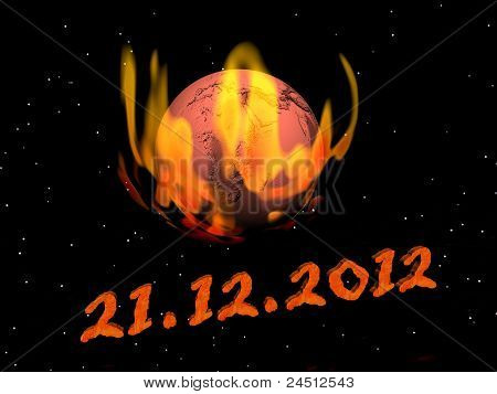 Maya Prophecy For 2012