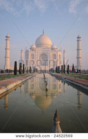 Das Taj Mahal Agra, Indien