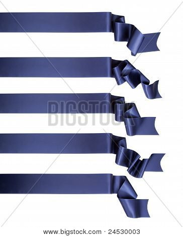 Blue Ribbon Banner Collection