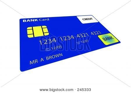 Bank Card 2