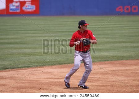 Portland Sea Dogs third baseman Will Middlebrooks