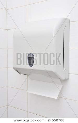 Towel Dispenser