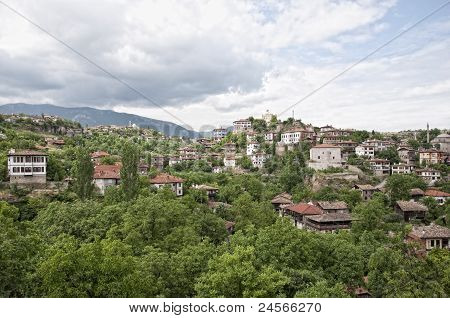 Old City in Safranbolu Turkey