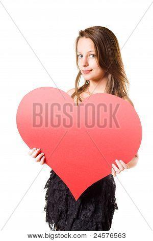 Look At My Big Heart...