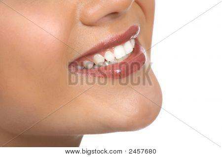 Boca de mulher
