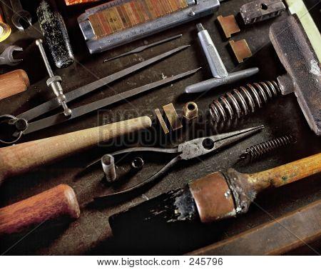 Bookbinding Tools2