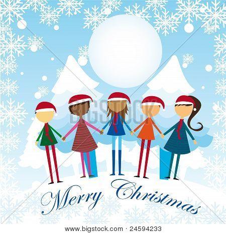 children christmas
