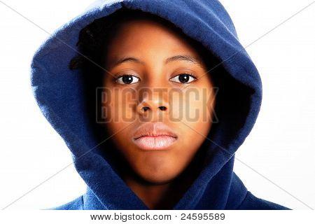 Boy's Comfort Hood