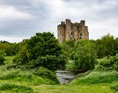 Trim Castle In Trim, County Meath, Ireland Europe poster