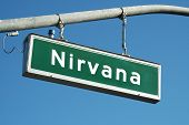 Nirvana Sign