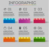 Infographic. Business Infographics. Business Steps Infographics Template. Template For Infographics. poster