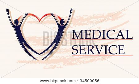 Medical service card